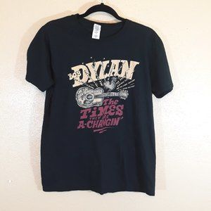 Bob Dylan graphic t shirt